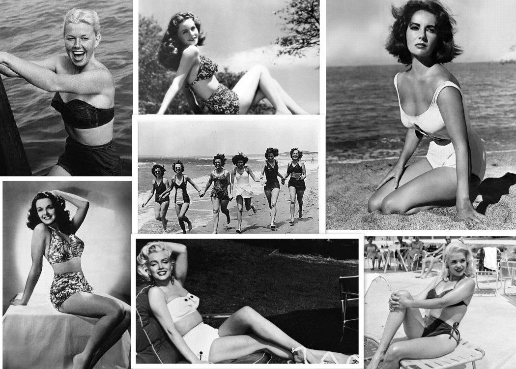 A short history of the bikini