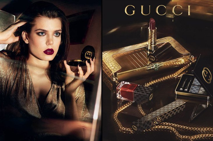 Gucci Gets Princess Of Monaco As Face Of New Beauty Line ...