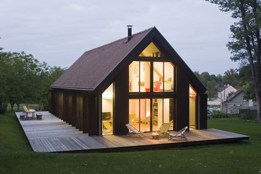 Behomm a chic members only type of airbnb planet fashion tv for Contemporary barn homes