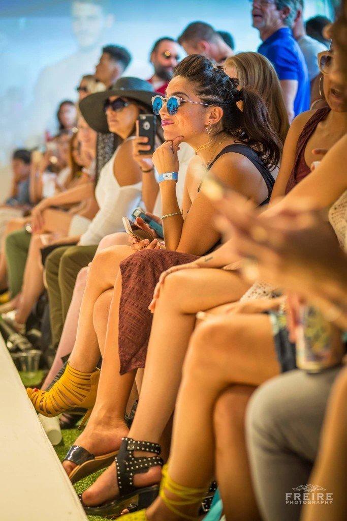 Crowd at Planet Fashion Swimwear Fashion Week