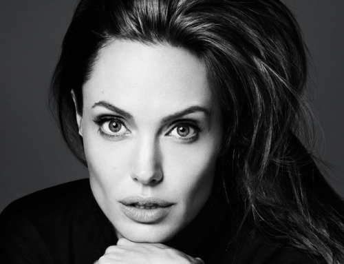 Angelina Jolie Rents House next to Drake