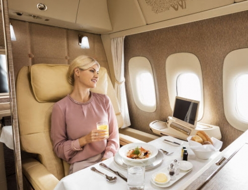 Emirates The New First Class