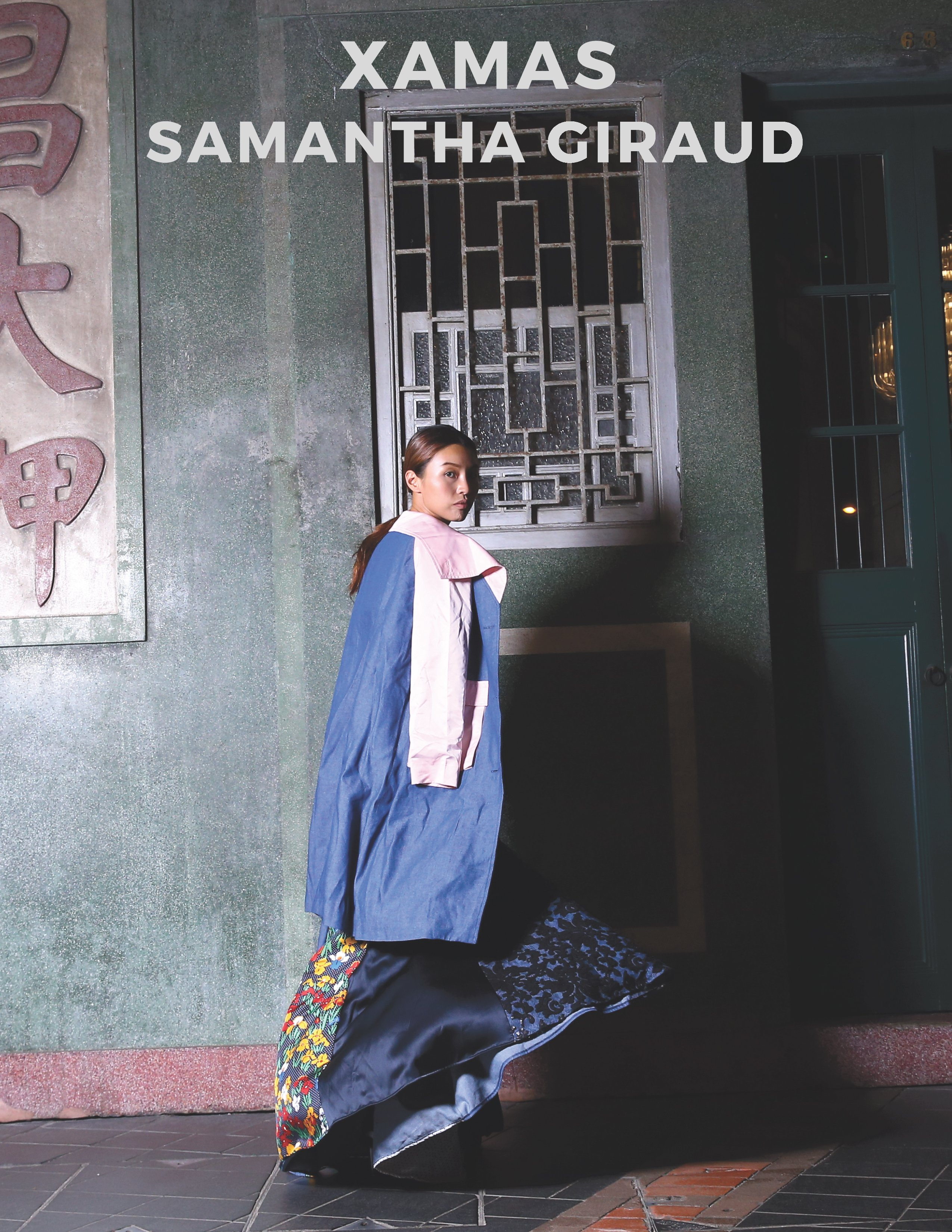 Samantha Giraud 2019 Collection