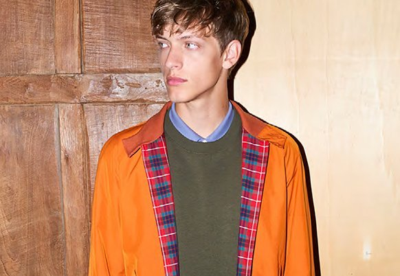 Baracuta Menswear Line Is A Love Letter To The Brit Pop Prep