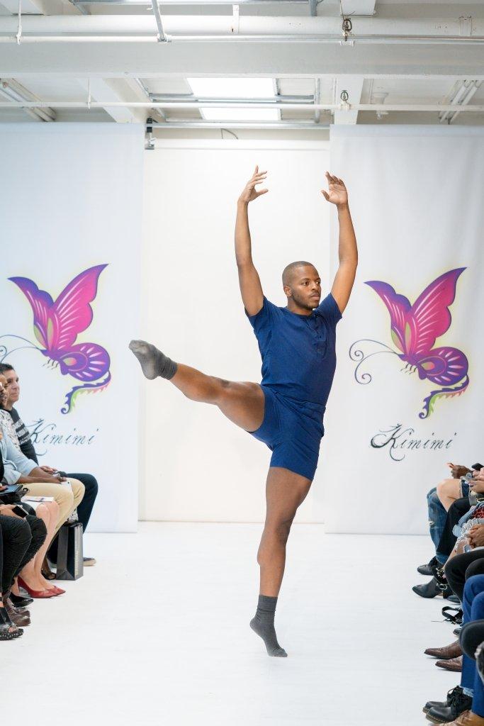 Ballet Dancer Antuan Byers
